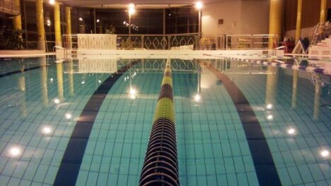 "Piscine de Gagny : le bassin sportif<span class=""normal italic"">DR</span>"