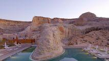 Amangiri Resort : un hôtel au cœur du désert