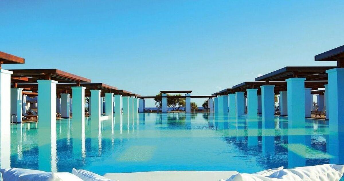 Quelques unes des plus belles piscines du monde for Piscine miroir mondial piscine