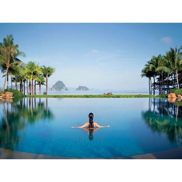 10 plus belles piscines d bordement du monde for Piscine a debordement thailande