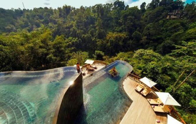 Piscine de l'hotel Ubud Hanging Gardens (Bali, Indonésie) © Tripadvisor