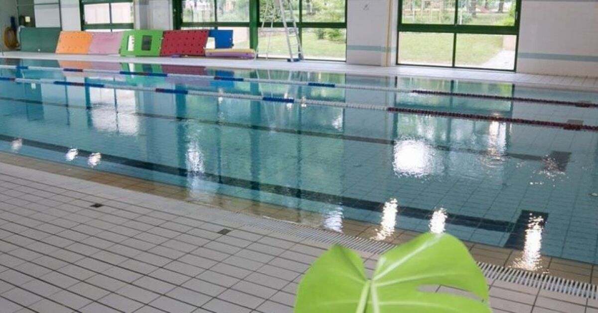 piscine de la bourgonni re saint herblain horaires