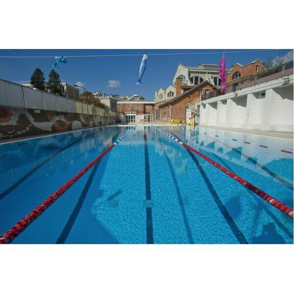 piscine de la butte aux cailles paris 13e horaires