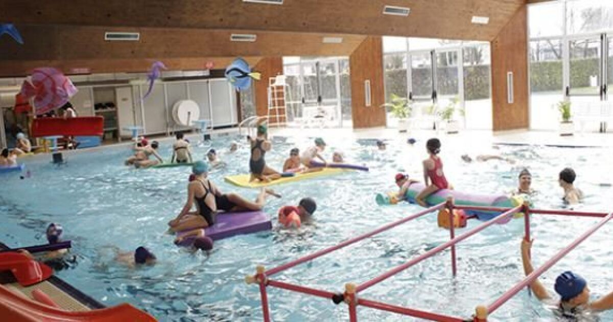 Avis et commentaires piscine de la choli re orvault for Avis sur piscine waterair