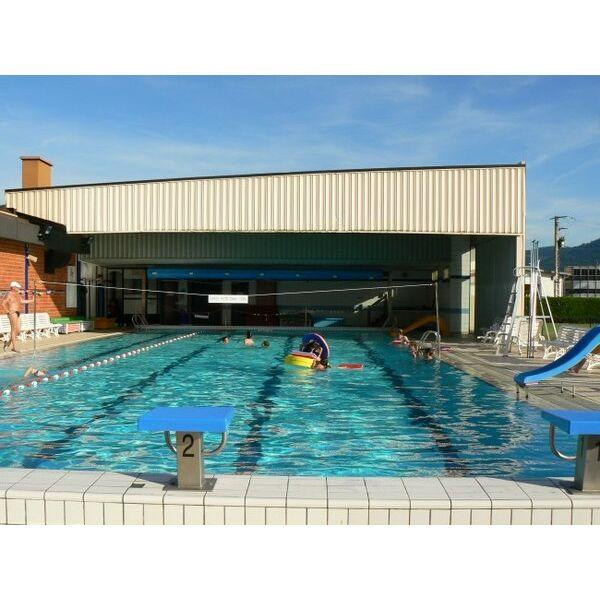 Piscine de la moselotte vagney horaires tarifs et - Horaires d ouverture piscine ...
