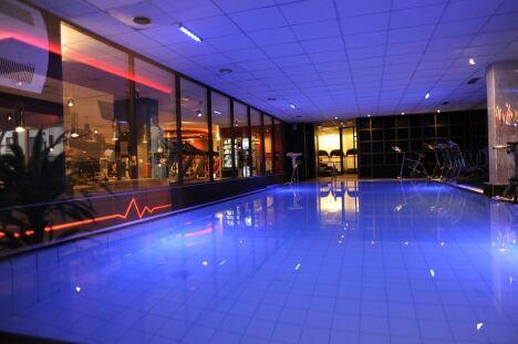 Piscine de la salle Wellness Sport Club Gambetta à Lyon