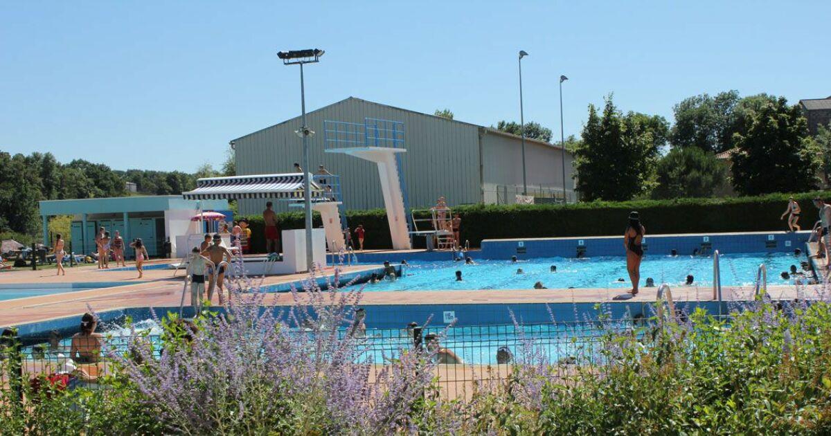 Piscine de la tulette confolens horaires tarifs et for La boutique de la piscine