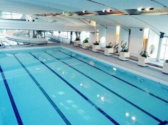 Aquarive à Quimper : le bassin sportif