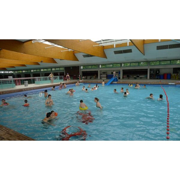 Centre nautique piscine de montmorency horaires for Piscine de salles horaires