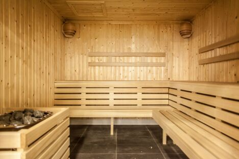 Piscine de Noisy-le-Grand : le sauna