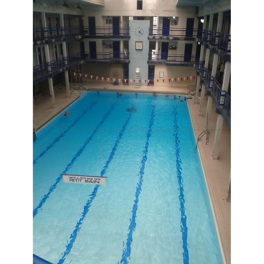 Piscine de pantin horaires tarifs et t l phone for Tarif de piscine