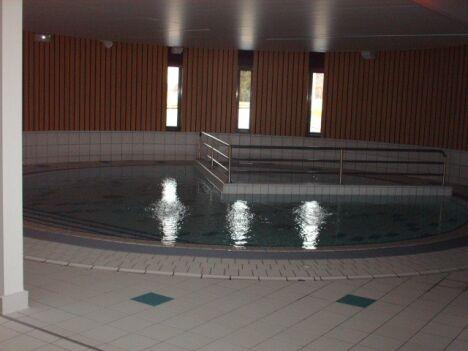 """La piscine de Valdahon est adaptée aux enfants<span class=""""normal italic petit"""">DR</span>"""
