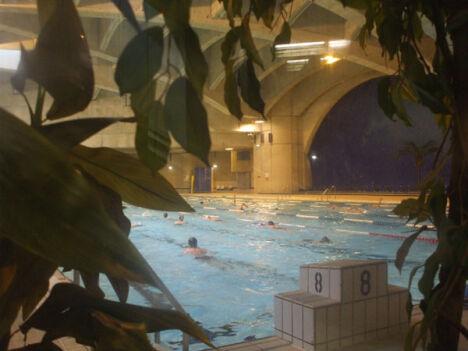 Piscine des halles suzanne berlioux paris 1er horaires tarifs et pho - Piscine 50 metres paris ...