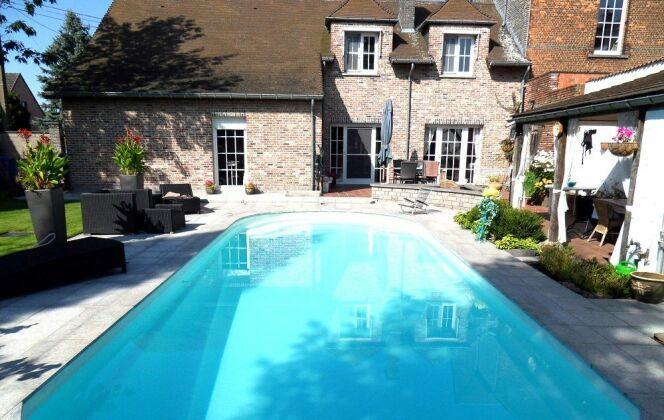 Modèle de piscine Diana © Piscines Groupe G.A