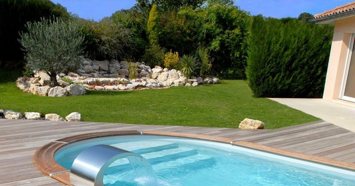 Piscine ds piscine enterr e piscinelle for Piscine piscinelle