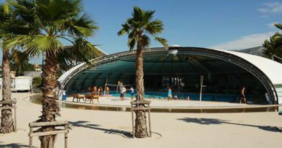 piscine du complexe aquatique alain bernard l 39 oasis du
