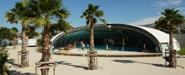 Piscine du Complexe Aquatique Alain Bernard - l'Oasis du Charrel à Aubagne