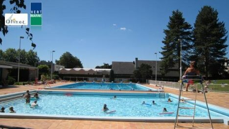 """Les deux bassins de la piscine du Poutyl<span class=""""normal italic petit"""">DR</span>"""