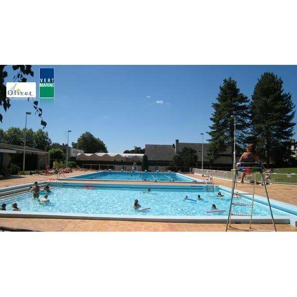 Piscine du poutyl olivet horaires tarifs et t l phone for Tarif piscine