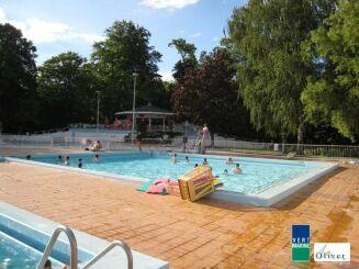 La piscine du POUTYL, idéale pour se rafraichir en été