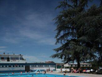 Piscine du Rhodia Club à Salaise sur Sanne