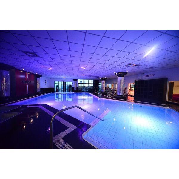 Salle De Fitness Wellness Sport Club Villeurbanne