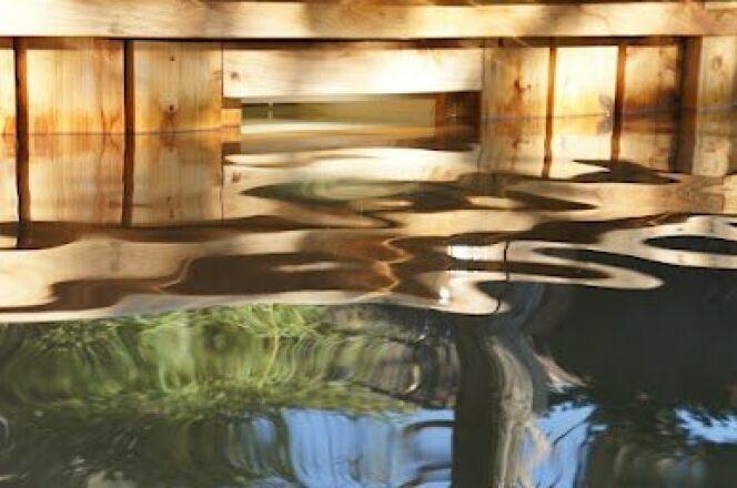 """La piscine écologique est un moyen naturel de profiter de la baignade chez soi.<span class=""""normal italic petit"""">© o2pool</span>"""