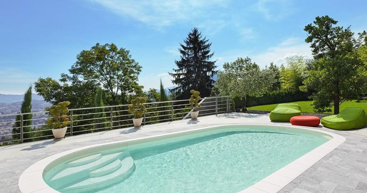 Photos de piscines en kit piscine elsa waterair 8 50m for Wateraire piscine