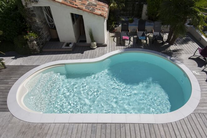 "Piscine ""Emma"" Waterair"