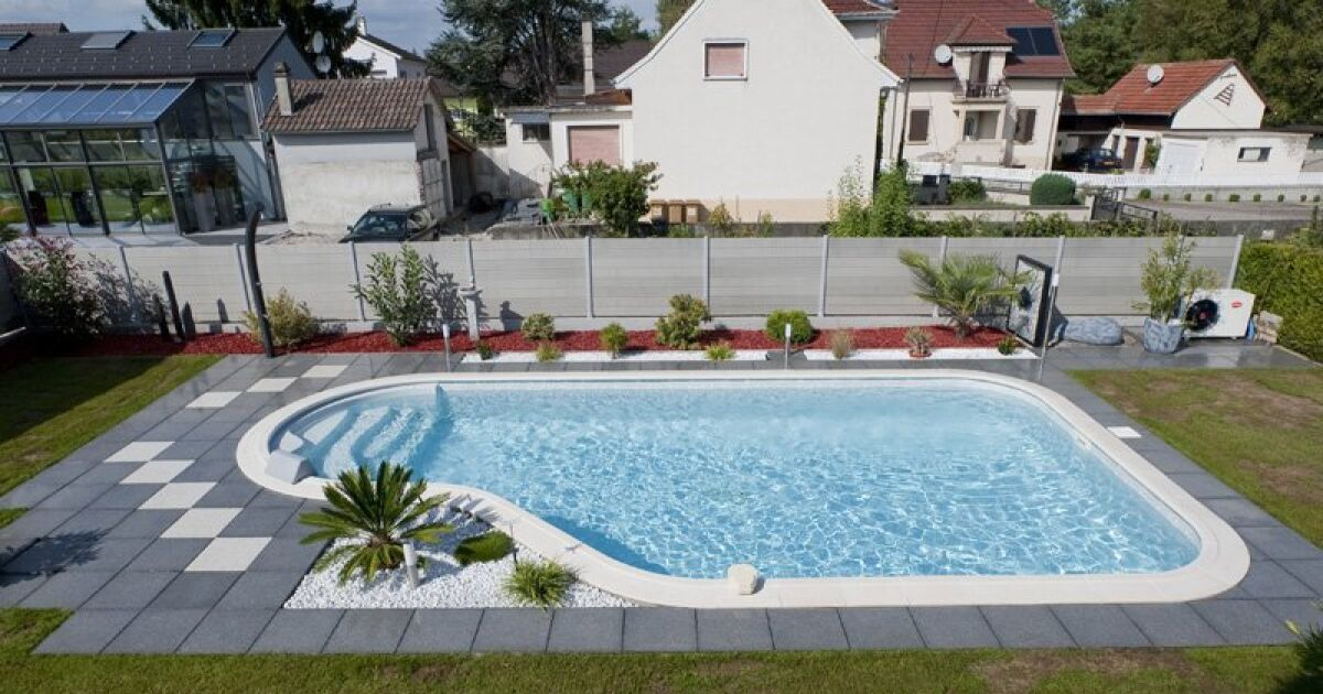 Piscine en kit cl a de waterair for Construire une piscine