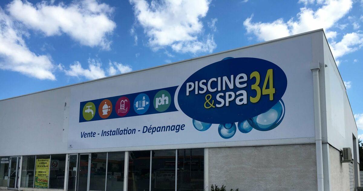 Piscine et spa 34 p zenas pisciniste h rault 34 for Piscine et spa