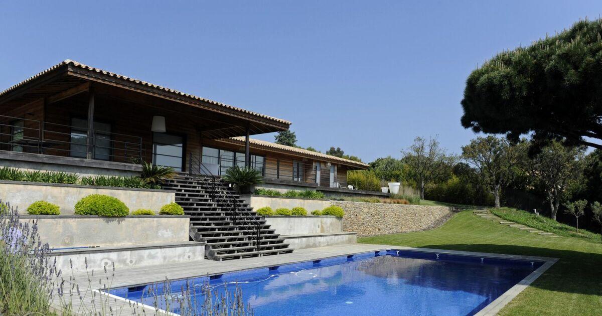 Piscine ext rieure fond plat piscines de france for France piscine