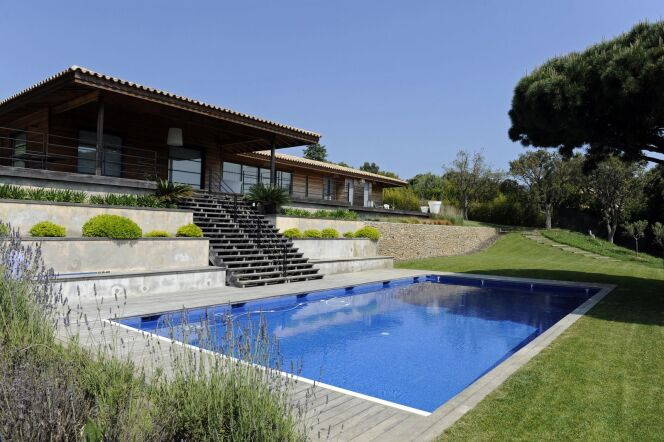 Reportage photos piscines de luxe et d 39 exception for Piscine de luxe