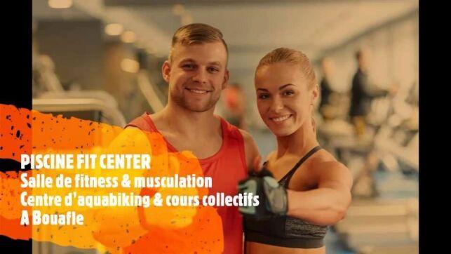 Piscine Fit Center - Salle de sport à Bouafle