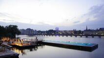 Une piscine flottante bientôt à Strasbourg ?