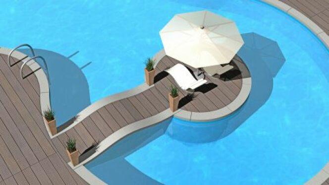 Les piscines aux formes les plus originales