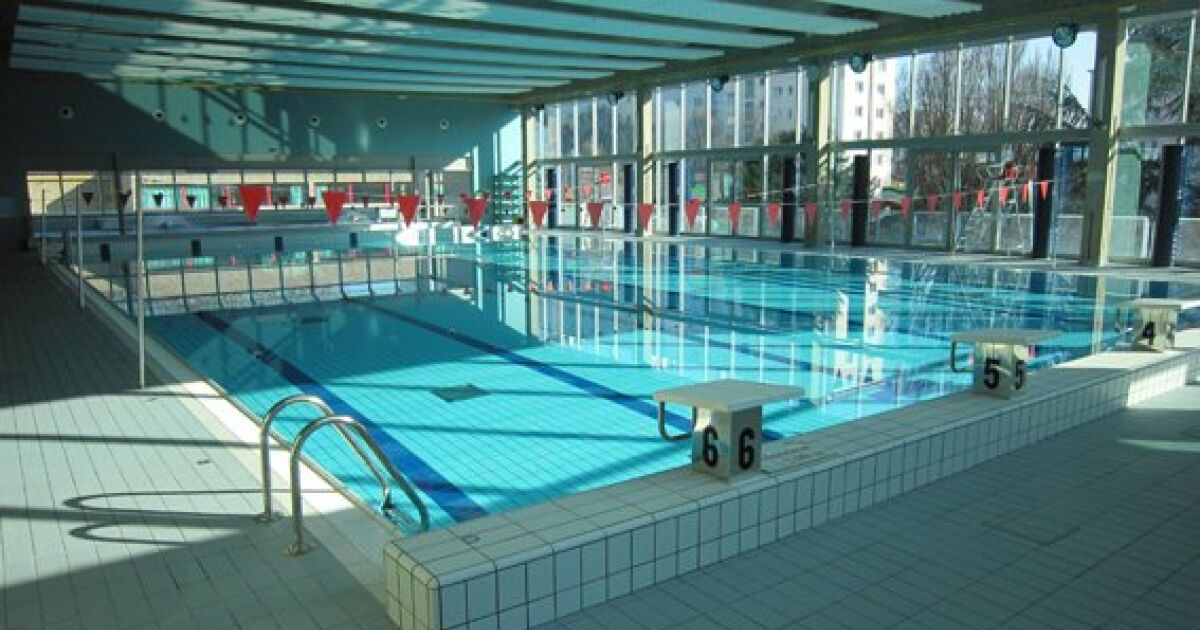 Stade nautique youri gagarine piscine villejuif for Piscine a