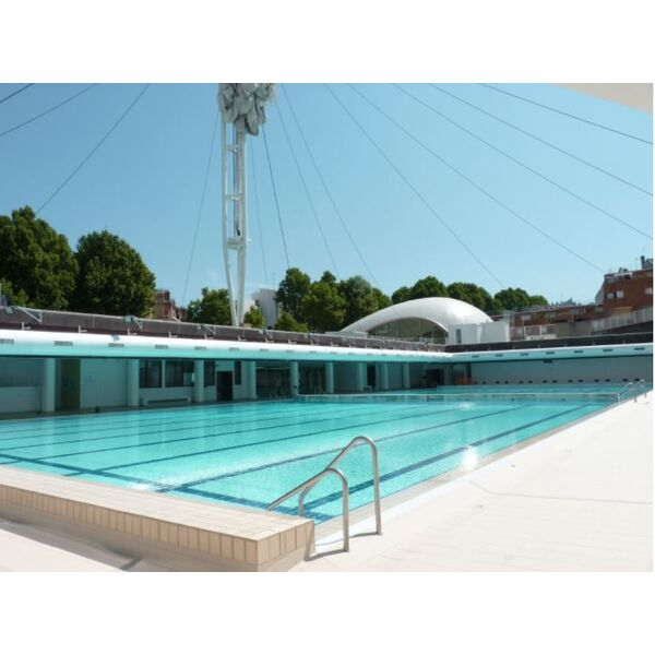 piscine georges hermant paris 19e horaires tarifs