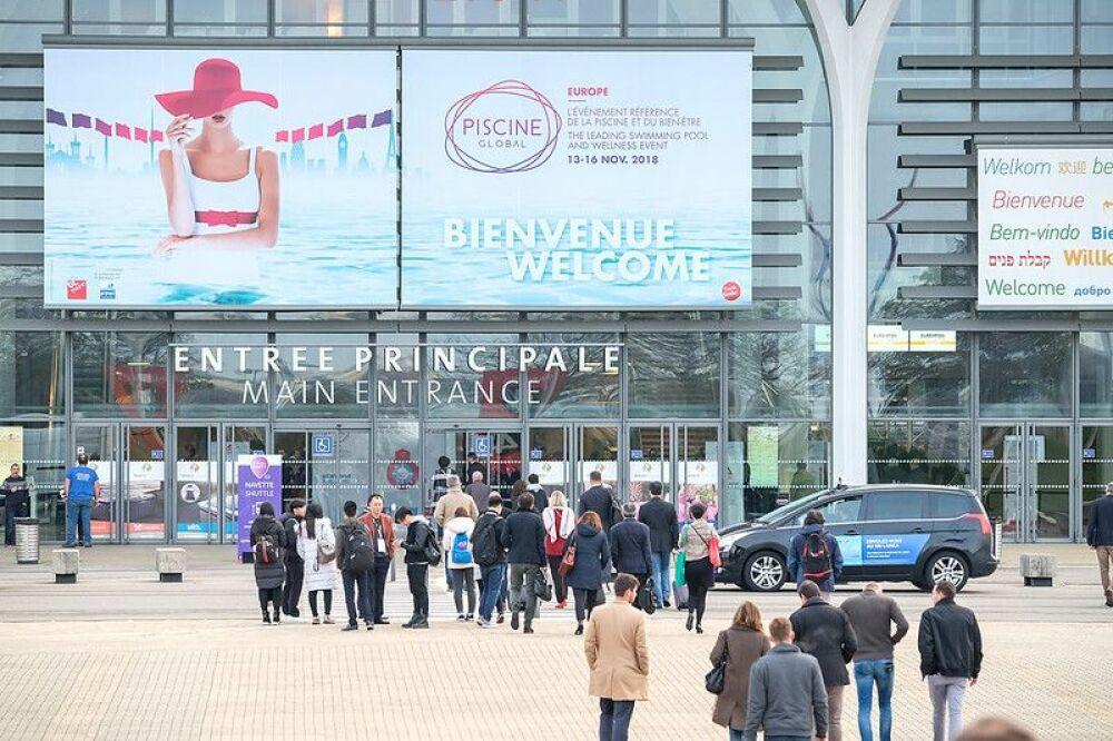 Piscine Global 2021 : organisez-vous avec PosterExpo !© Salon Piscine Global