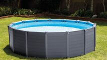 Piscine Graphite, par Intex