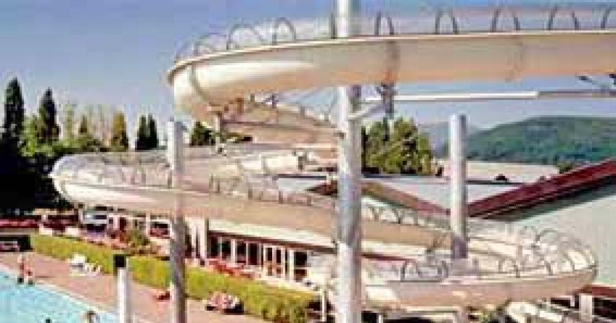 Centre nautique piscine de guebwiller horaires tarifs for Piscine selestat