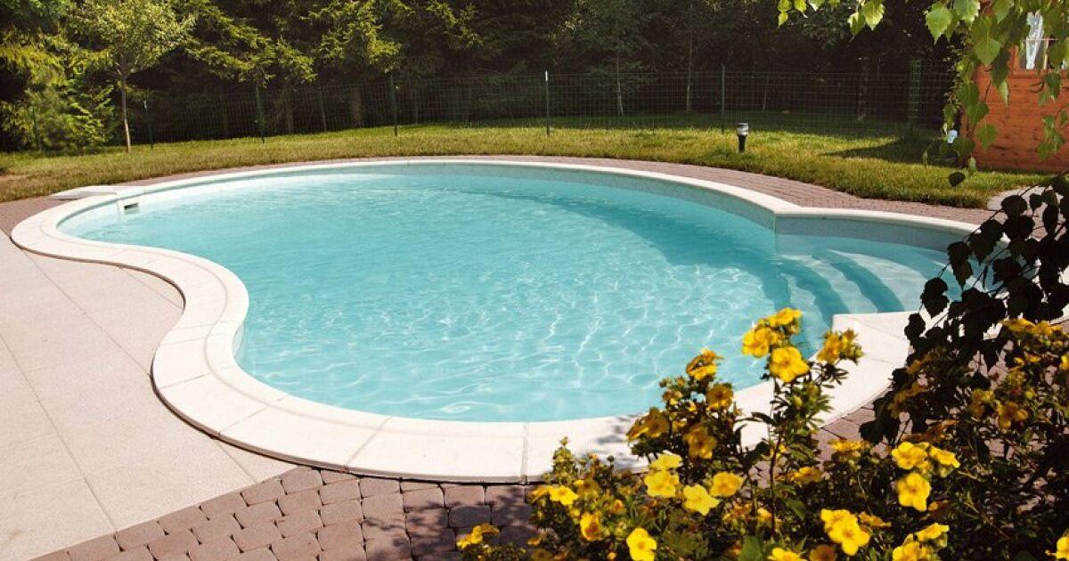 Reportage photos piscines haricot diaporama piscine for Piscine 3 05 x 1 22