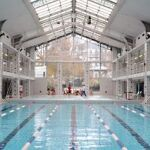 Piscine Hébert à Paris (18e)