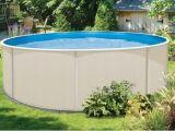 Une piscine hors sol acier : le choix de la durabilité