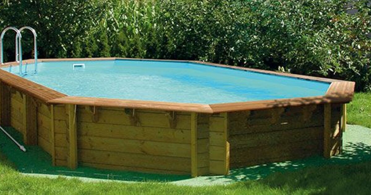 photos des plus belles piscines hors sol en bois piscine hors sol en bois cerland odyssea. Black Bedroom Furniture Sets. Home Design Ideas