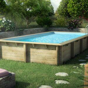 Tous les types de piscines en bois for Piscine chateaudun