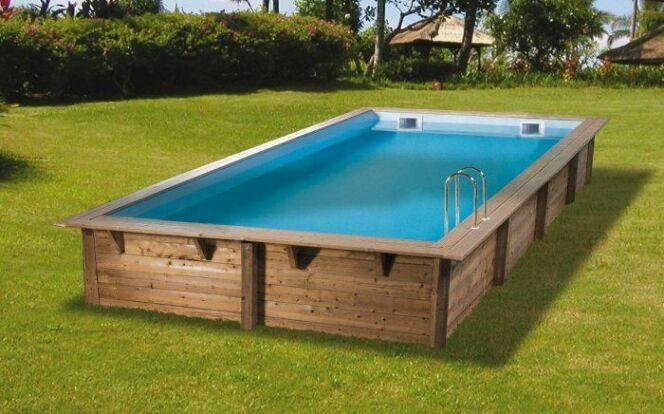 Piscine hors sol en bois les probl mes de d gradation for Les piscines en bois