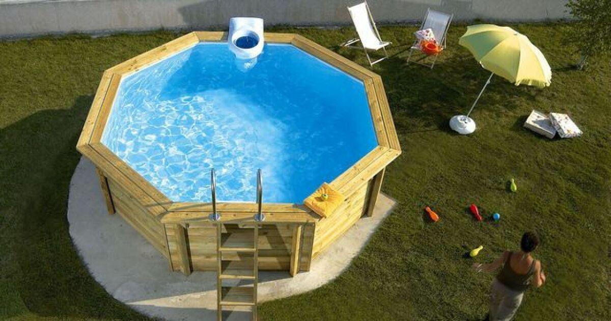 Les diff rentes formes pour une piscine hors sol for Piscine hors sol haut de gamme