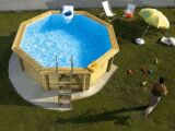 Les différentes formes pour une piscine hors-sol