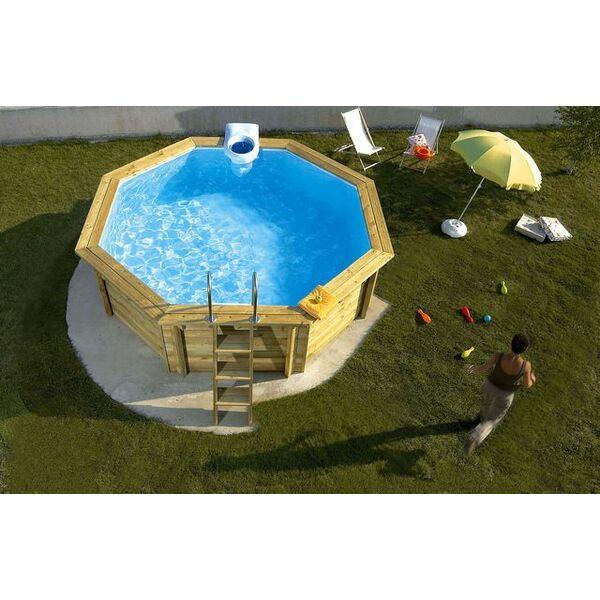 Les diff rentes formes pour une piscine hors sol for Piscine hors sol desjoyaux